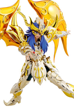 Saint Seiya Soul of Gold SCME Action Figure Scorpion Miro (God Cloth) 18 cm