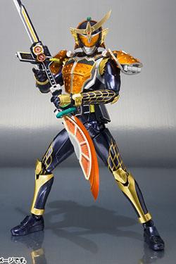 Kamen Rider Gaim S.H. Figuarts Action Figure Kamen Rider Gaim Orange Arms 14 cm