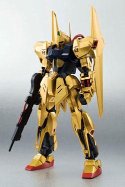 Mobile Suit Zeta Gundam Robot Spirits Action Figure Side MS Hyaku-Shiki 12 cm