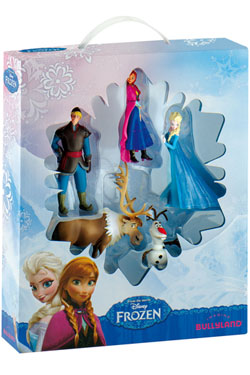 Frozen Gift Box with 5 Figures Bumper Pack