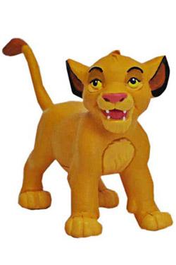 The Lion King Figure Simba Baby 4,6 cm