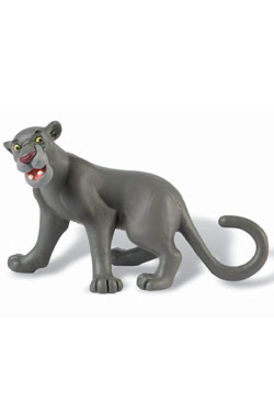 The Jungle Book Figure Bagheera 8 cm