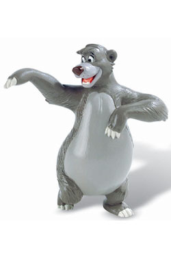 The Jungle Book Figure Baloo 8 cm