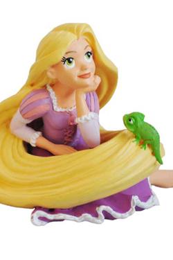Tangled Figure Rapunzel and Pascal 7 cm