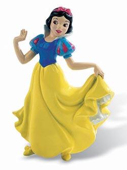 Snow White and the Seven Dwarfs Figure Snow White 10 cm