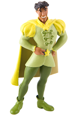 The Princess and the Frog Figure Prince Narveen 11 cm