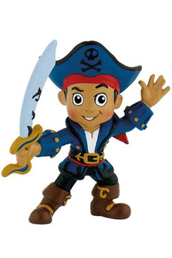 Jake and the Never Land Pirates Figure Captain Jake 6 cm
