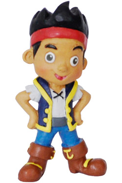 Jake and the Never Land Pirates Figure Jake 6 cm