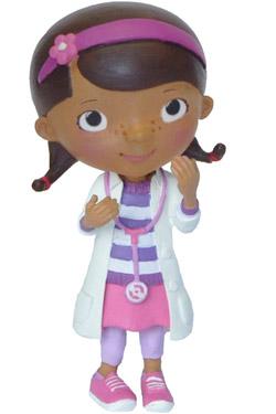 Doc McStuffins Figure Doc 8 cm