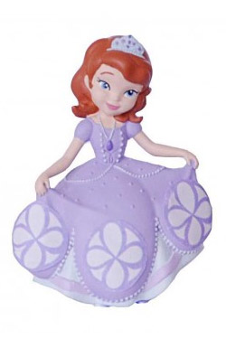 Sofia the First Figure Sofia 6 cm