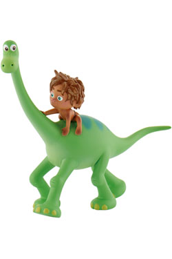 The Good Dinosaur Figure Arlo & Spot 12 cm