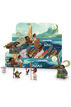 Moana Trading Figures 4 - 12 cm Display (24)
