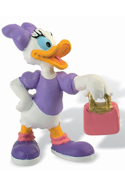 Mickey Mouse Clubhouse Figure Daisy Duck 6 cm