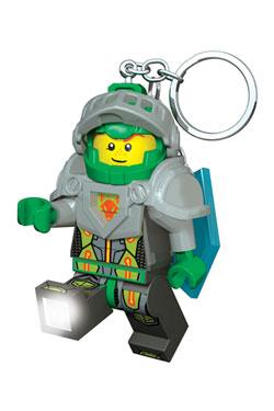 Lego Nexo Knights Mini-Flashlight with Keychains Aaron