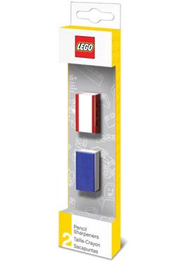 LEGO Sharpener 2-Pack Bricks