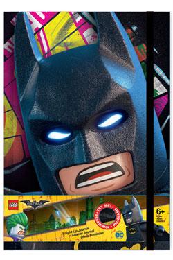 LEGO Batman Movie Notebook with Light
