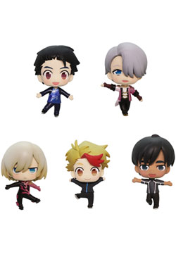 Yuri!!! on ICE Trading Figure 5 cm Characters (6)