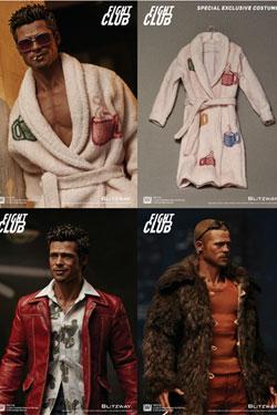 Fight Club Action Figure 2-Pack 1/6 Tyler Durden (Brad Pitt) Special Pack 30 cm