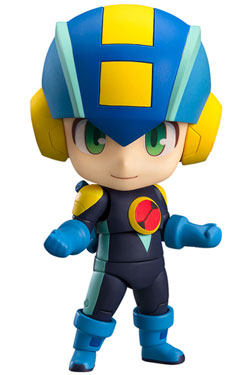 Mega Man Battle Network Nendoroid Action Figure MegaMan.EXE: Super Movable Edition 10 cm