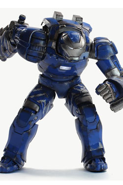 Iron Man 3 Diecast Action Figure 1/12 Mark 38 Igor 20 cm