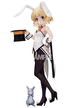 Is the Order a Rabbit? PVC Statue 1/7 Syaro Bunny Version 22 cm