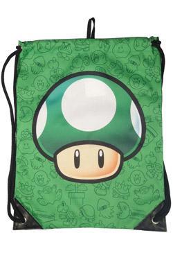 Nintendo Gym Bag Mushroom