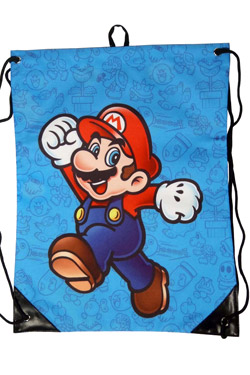 Super Mario Bros. Gym Bag Mario