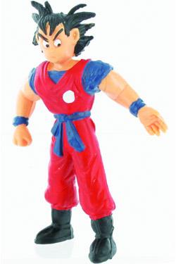 Dragonball Z Mini Figure Black Goku 10 cm