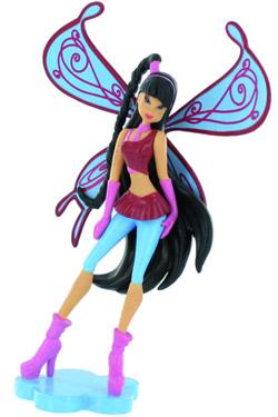 Winx Club Mini Figure Musa 12 cm