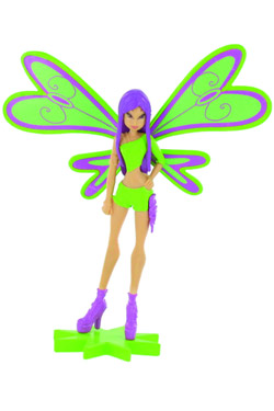 Winx Club Mini Figure Roxy 12 cm