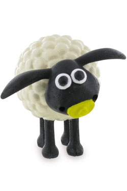Shaun the Sheep Mini Figure Timmy 5,5 cm