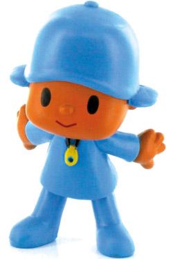 Pocoyo Mini Figure Pocoyo II 7 cm