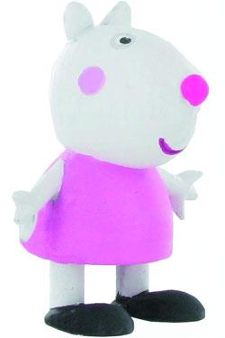 Peppa Pig Mini Figure Suzy Sheep 6,5 cm
