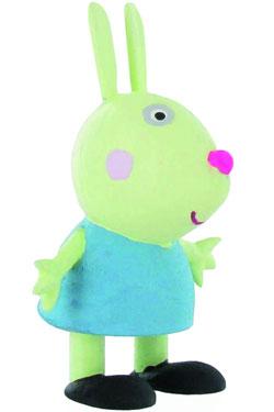 Peppa Pig Mini Figure Rebecca Rabbit 6,5 cm