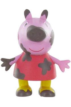 Peppa Pig Mini Figure Peppa Pig On The Mud 6 cm