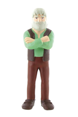 Heidi Mini Figure Grandfather 9 cm