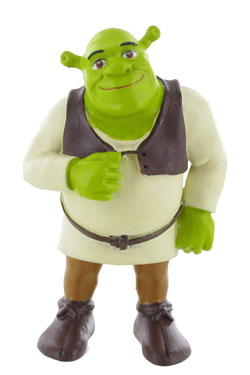 Shrek Mini Figure Shrek 9 cm