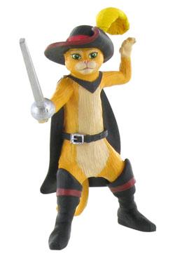 Shrek Mini Figure Puss in Boots 8 cm