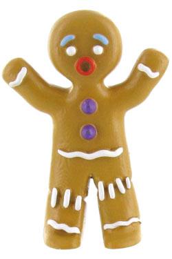 Shrek Mini Figure Ginger Cookie 10 cm