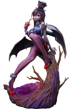 Monster Gathering Original Series PVC Statue 1/8 Cecilia's Dinner 20 cm