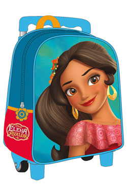 Elena of Avalor 3D Trolley Backpack Elena