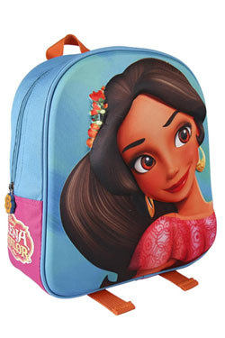 Elena of Avalor 3D Backpack Elena 25 x 31 x 10 cm