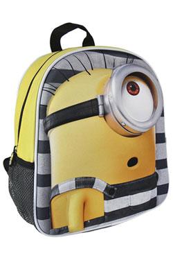 Despicable Me 3 3D Backpack Bob 25 x 31 x 10 cm