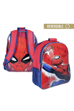 Spider-Man Reversible Backpack Face