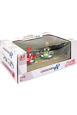 Mario Kart 8 Pull Back Cars 1/43 2-pack Mario & Luigi