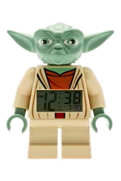 Lego Star Wars Alarm Clock Yoda