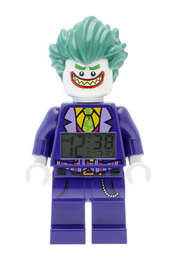 The LEGO Batman Movie Alarm Clock The Joker