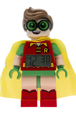 The LEGO Batman Movie Alarm Clock Robin
