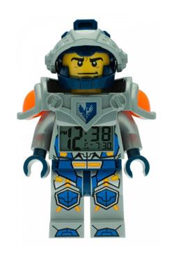 Lego Nexo Knights Alarm Clock Clay