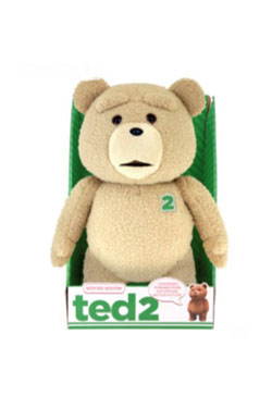 Ted 2 Animated Talking Plush Figure Explicit 40 cm